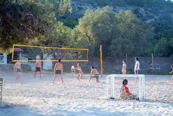 Beach Volley @ Ypanema..