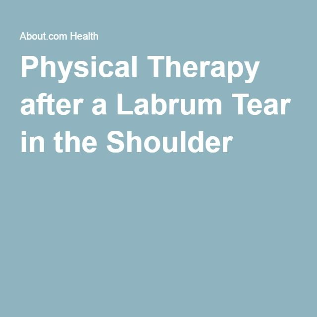 therapy looks like for a labrum tear cover letter sample cover letters
