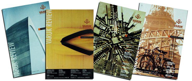 CLIENTE Varuk. Giornale aziendale (house organ) #moda #stile #giornale #grafica #design