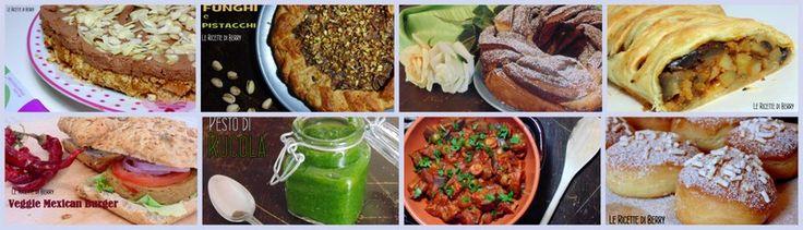 Ricette vegane di le Ricette di Berry, tante idee per ricette vegan facili e veloci, con ingredienti semplici divise in ordine alfabetico, non vi resta che