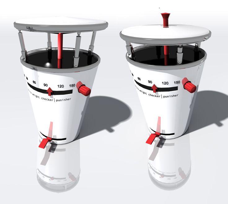 The Punisher - RED DOT Design Awards 2012
