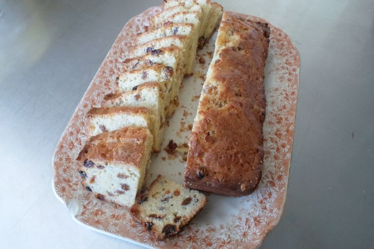 Irish Pound Cake | Taste Buds