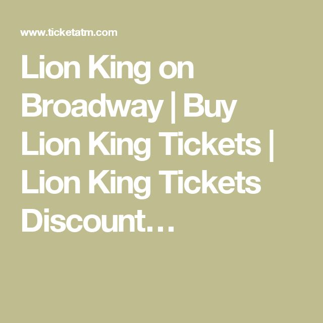 King Kong is ready to conquer Broadway with a brand new musical set to debut in the Secure Shopping· No Credit Card Fees· Shows in Top Destinations· Tickets Made Easy.