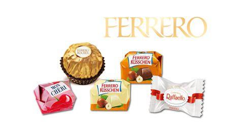 2.000 Tester für Ferrero – Produkte
