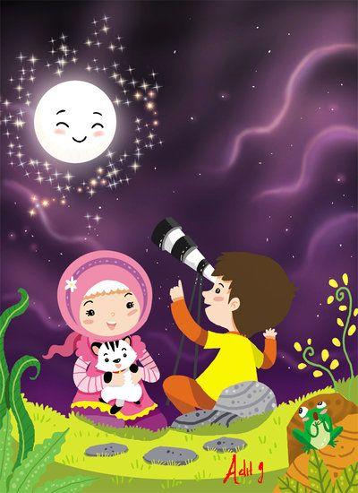 terimakasih Allah book by aditgalihilustration.deviantart.com on @DeviantArt