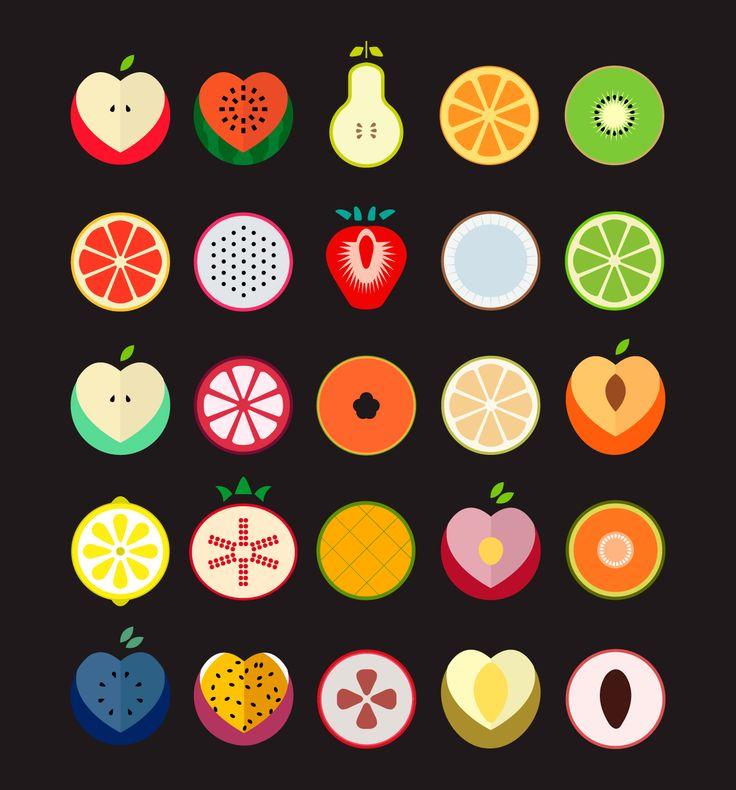Best 20+ Fruit illustration ideas on Pinterest