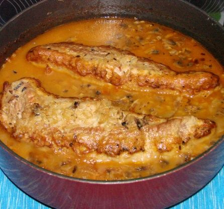 I have tried many recipes for pork tenderloin and this is the absolute best ever. It is so tender and juicy and great tasting. Hope you enjoy.
