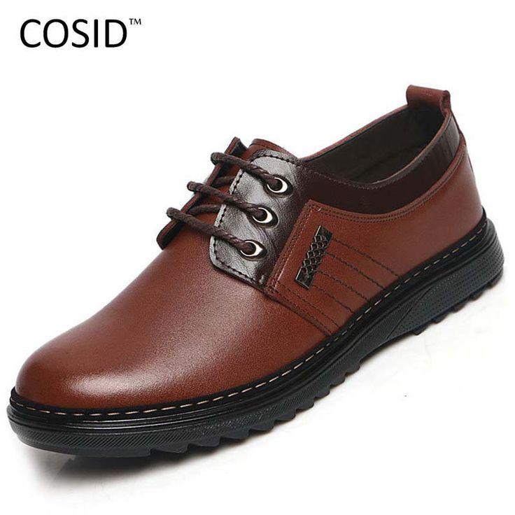Новый 2015 Мода Мужская Обувь Кожаная Обувь мужская Квартиры Обувь с Низким Мужчины Оксфорд Обувь Мужчины Zapatillas BRM-378