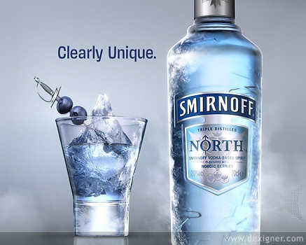 Smirnof North is the best vodka!