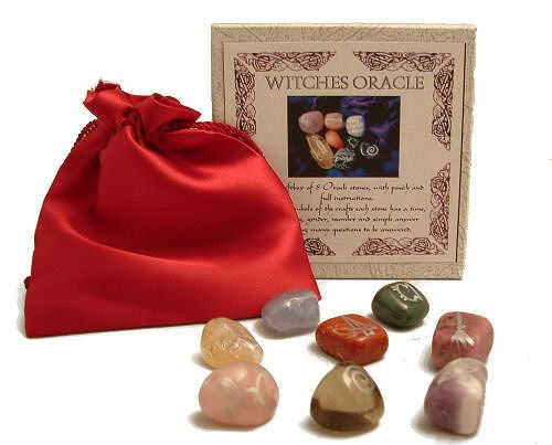 Witches Oracle Set - $20.00 http://newagecave.com/index.php?main_page=product_info&cPath=36&products_id=240