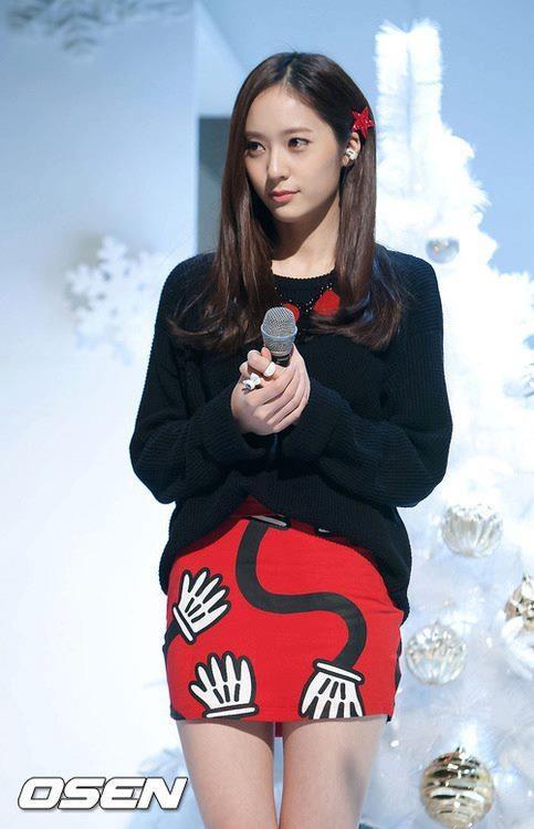 272 Best Images About Krystal Jung Jung Soojung On Pinterest