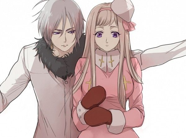 Male!Belarus x Fem!Russia  (not always a big fan of this stuff but this one is really cool.)