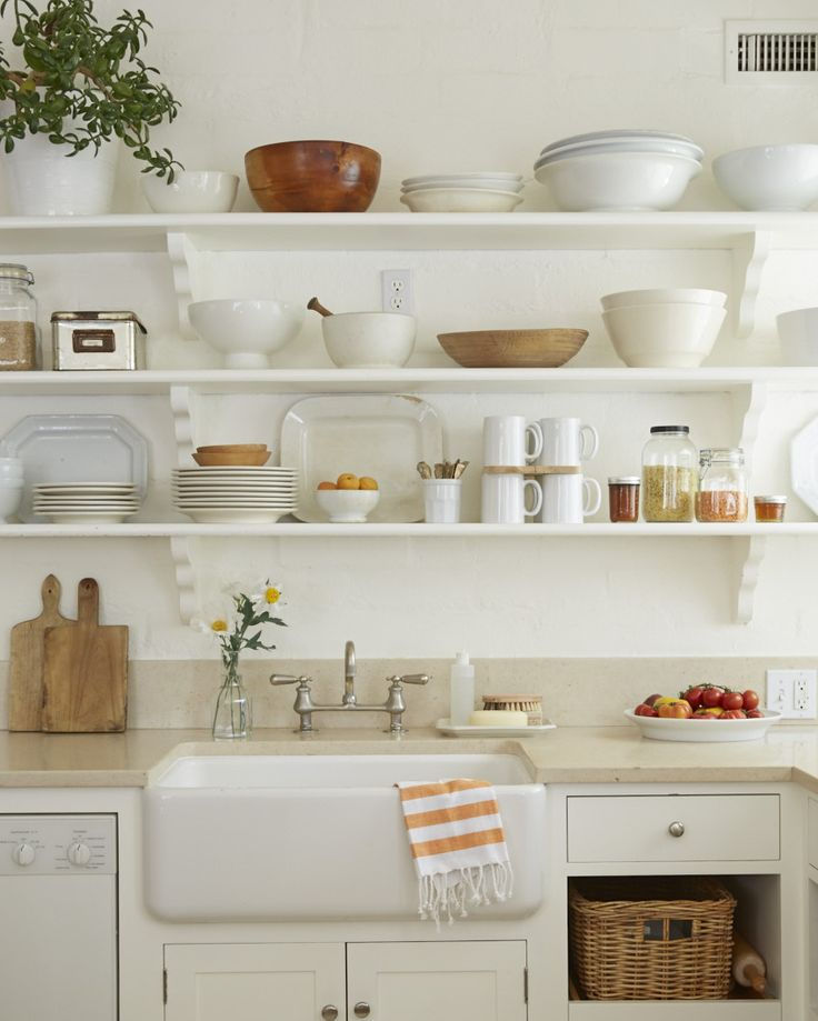 Kitchen Cabinets Honolulu: 17 Best Images About Open Shelves On Pinterest