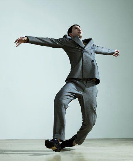 Jacob Sutton's best photograph: a dancer's release | The Guardian