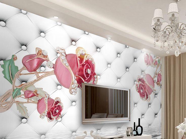 die besten 17 ideen zu fototapete 3d auf pinterest 3d. Black Bedroom Furniture Sets. Home Design Ideas