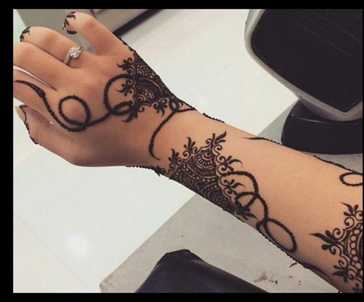 Mehndi Nape Tattoo : Best نقوش حناء images henna tattoos hennas and