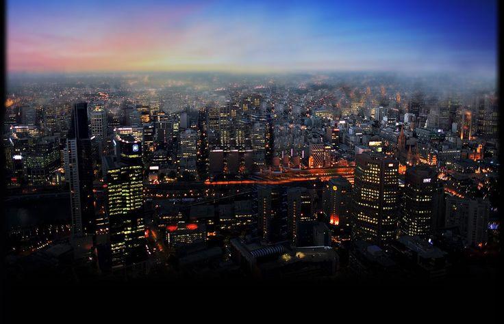 Eureka Skydeck - 88 floors up city views