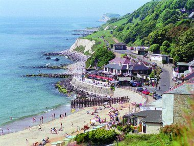 Steephill Cove, Ventnor, Isle of Wight, United Kingdom