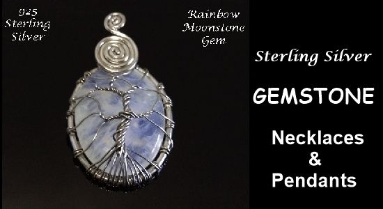 Stunning range of Gemstone Tree of Life Necklaces and Pendants  under $50 at www.treeoflifejewellery.com and https://www.etsy.com/shop/MyTreeOfLifeJewelry and www.mothersdayaustralia.net.au #treeoflife #treeoflifejewelry #jewelry #moonstone #jewellery #celtic #mothersdaygiftideas #mothersday