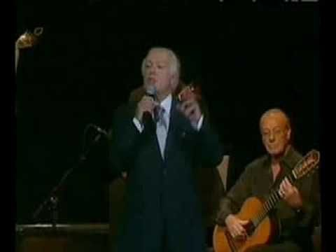 CARLOS DO CARMO - Os Putos (ao vivo Coliseu dos Recreios)