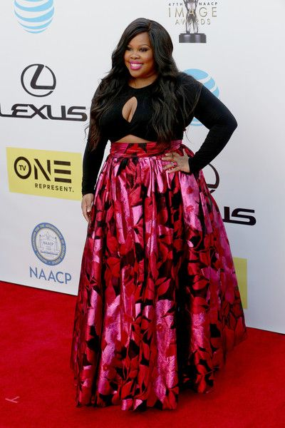 Amber Riley Photos - 47th NAACP Image Awards Presented By TV One - Arrivals - Zimbio