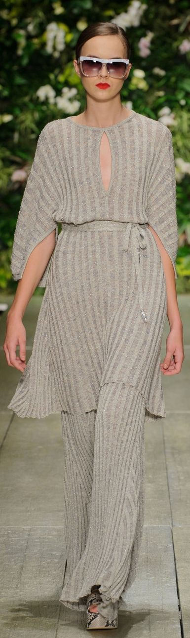 Laura Biagiotti Spring 2016 ~ Milan Fashion Week