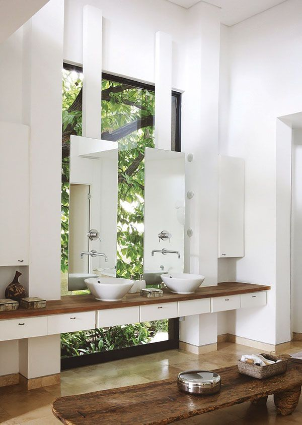double volume dream house in johannesburg - Bathroom Designs Johannesburg