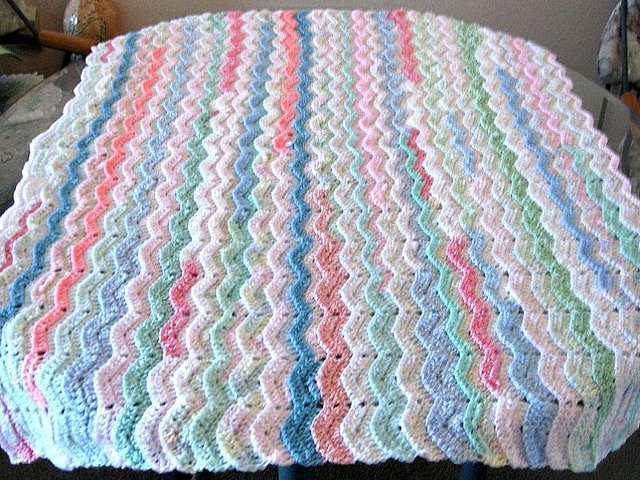 Facts and details regarding baby weight gain when pregnant through conception up to the first Six months of existence. Understand the weight your infant needs to be depending on their age.  Little Ripples Baby Afghan I Crocheted from scraps, http://pregdiets.com/baby-weight-gain.html