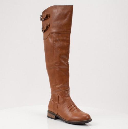 $17.50 too good to be true!!!  Women's Flat Knee Boot