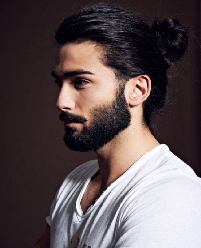 el hombre no se olvida de su barba barba hombre belleza