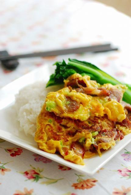 櫻井景子先生の香港レシピ教室 叉焼煎蛋飯の巻   香港ナビ