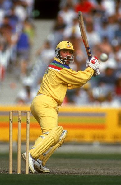 David Boon 1992 Cricket World Cup - Australia and New Zealand