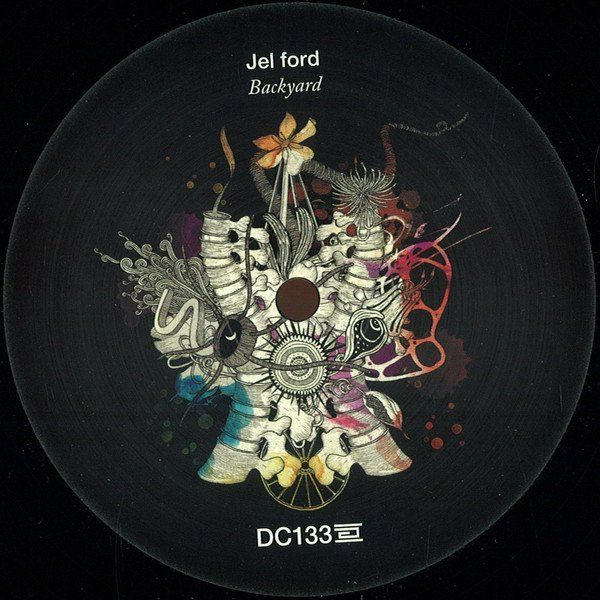 "Jel Ford ‎– Backyard 12"" Drumcode ‎– DC133"