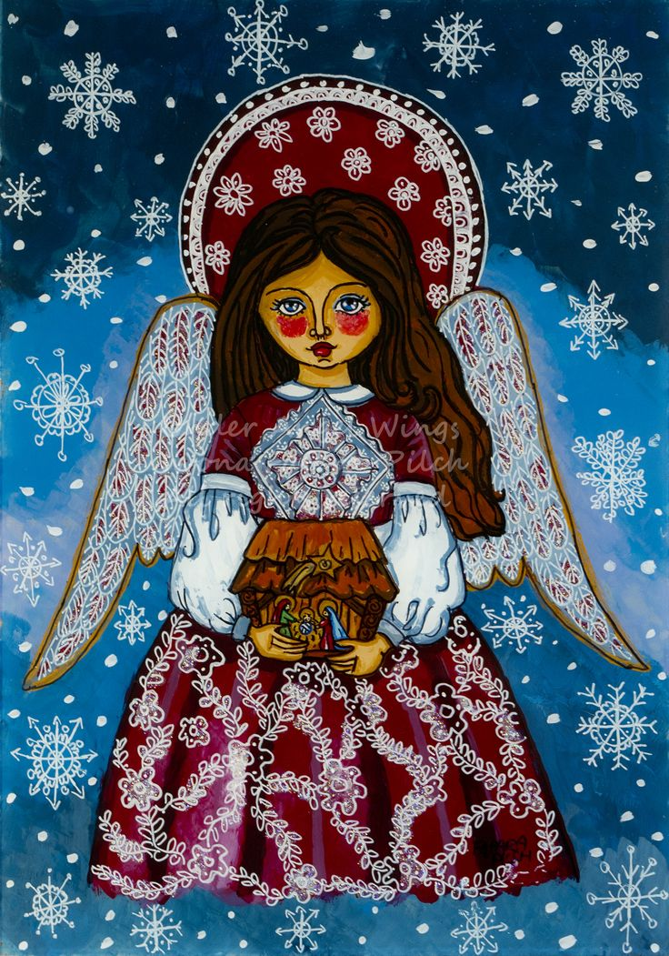 Best the art prints christmas paintings giclee holiday