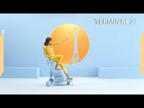 Adeevee - Air France: Comfort, Paris-CDG, SkyPriority, Service, Gastronomy