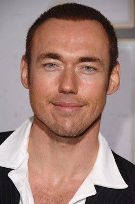 Kevin Durand ... piercing blue eyes, dimples, sweet lips