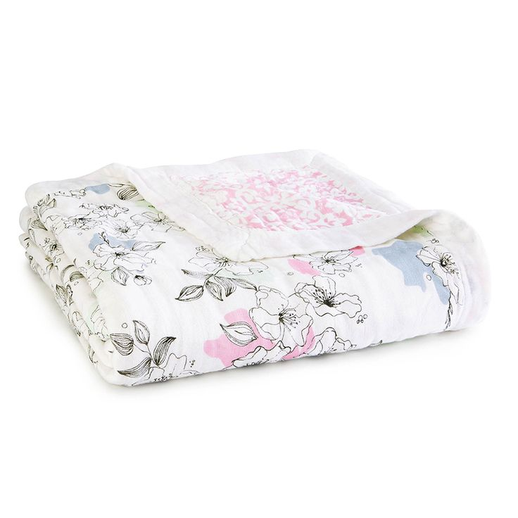 baby-blanket-muslin-silky-soft-flowers