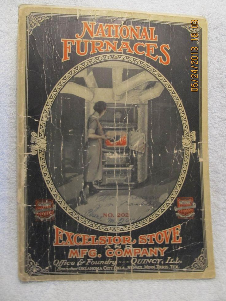 298 Best Images About Vintage Hvac On Pinterest