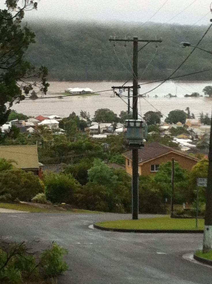 Maclean NSW Flood