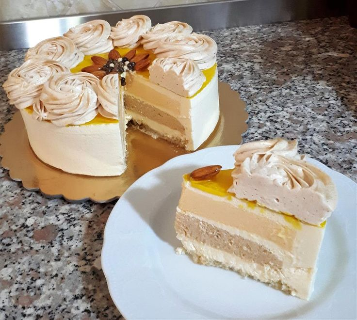 375 best Torte images on Pinterest | Cookies, Italian desserts and ...