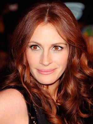 Redheaded Celebrities - Celebrities with Red Hair - Marie Claire - Auburn Hair