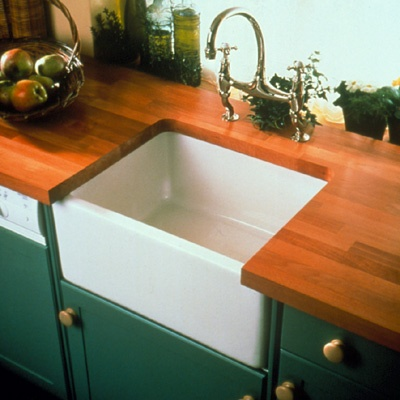Shawu0027s Original Farmhouse Sink From Rohl