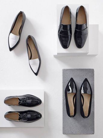 Minimal + Classic: Whistles shoe collection 2014 #classic