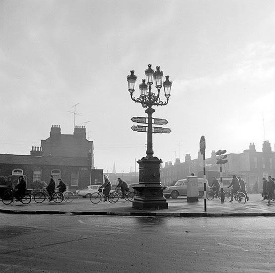 Dublin The 5 lamps