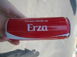 "Image result for fairy tail coca cola Now YOU can be the one AND ONLY Titania. ""Dreams can become true"""