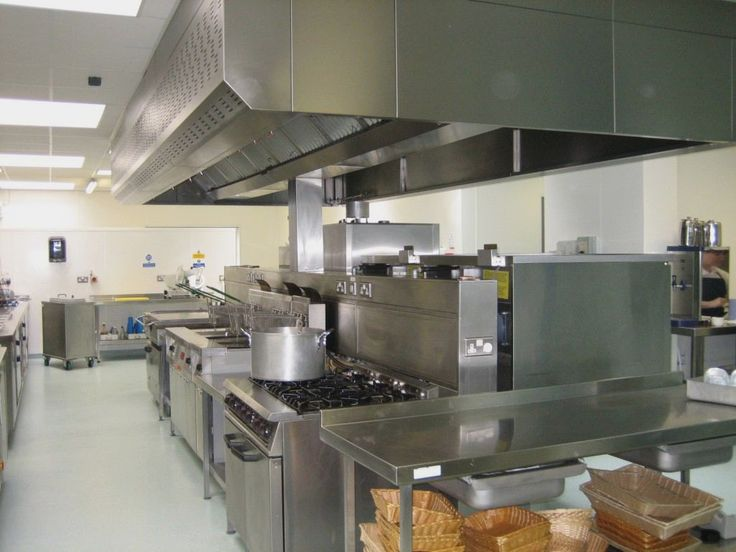 Best Commercial Kitchen Design Images On Pinterest Kitchen