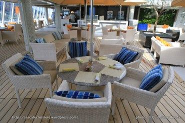 Crystal Serenity - Trident Grill