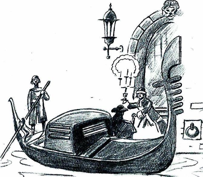 Cercando Venezia, la guida poetica della città di pietre e acqua