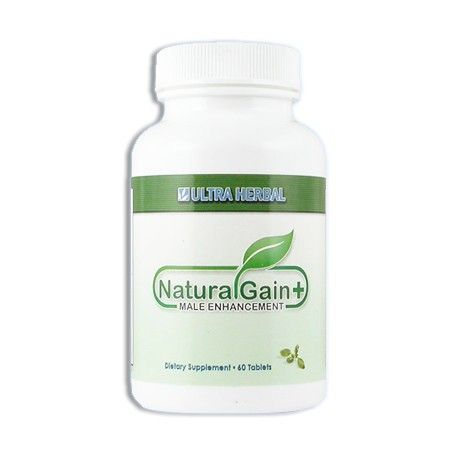 Natural Gain Plus MALE ENHANCEMENT PILL Male Genital Organ Growth Supplement by Natural Gain Plus AED350.00