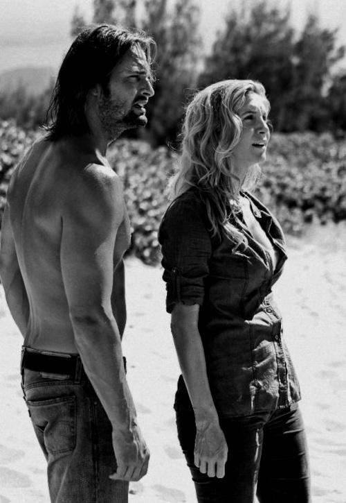 lost  James Ford (Sawyer) and Juliette